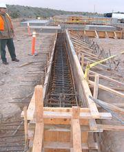 строительство фундамента в Самаре,  земляные работы в Самаре