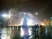 Новый год в Крыму 2014