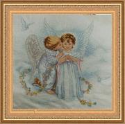 Продаю картину Поцелуй Ангелочков