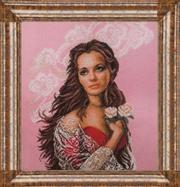 Продаю картину Цыганка с розами