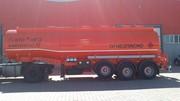 Продам бензовоз NURSAN 30 м3