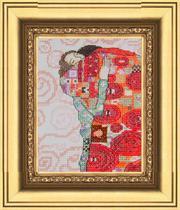 Продам набор картин из пяти миниатюр по мотивам работ Густова Климта