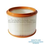 83203BJA Фильтр складчатый из целлюлозы для п-а MAKITA 440-1 шт