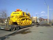 Аренда Тралов до 80 тонн