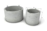 Колодезные кольца крышки днище