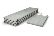 Плиты дорожные 2П 30.18-30 3000*1750*170