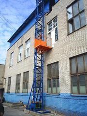 Консольный подъёмник ( Мачтовый подъёмник )