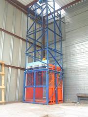 Шахтный подъёмник