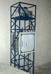 Сервисный ( малогрузовой ) подъёмник