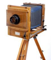винтажную фотокамеру ФКД